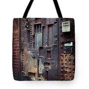Nyc Designer's Dungeon Door Tote Bag