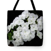 Oak Leaf Hydrangea Tote Bag