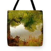 Old Country Tote Bag