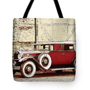 Packard Standard Eight Convertible Tote Bag