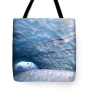 Paradise Ice Caves Tote Bag