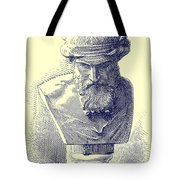 Plato Tote Bag by Chapuis