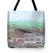 Portsmouth Ohio 1948 Dime Store Row 3rd To 4th Tote Bag