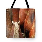 Pottery Jugs Tote Bag