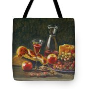 Quiet Party Tote Bag