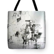 Realization Of Lack Of Knowledge 3 Tote Bag