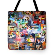 Results Of Laziness Tote Bag