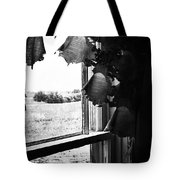 Return From Waiting  Tote Bag by Empty Wall