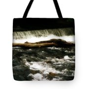 Little Log That Could Tote Bag