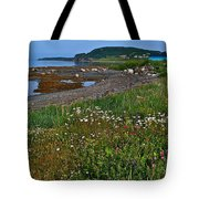 Rocky Harbour In Gros Morne Np-nl Tote Bag