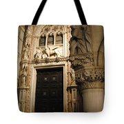 Saint Mark And Lion  Tote Bag