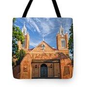 San Filipe De Neri Tote Bag