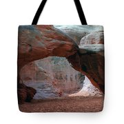 Sand Dune Arch - Arches National Park Tote Bag