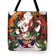 Saraswati 10 Tote Bag