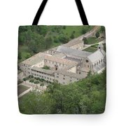 Senanque Abbey View Tote Bag