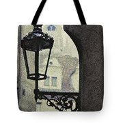 September In Prague Tote Bag