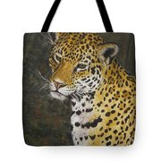 South American Jaguar Tote Bag