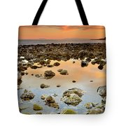 Spain Africa And Gibraltar In One Shot Tote Bag