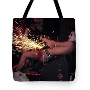 Sparks Are Going To Fly Tote Bag