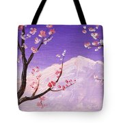 Spring Will Come Tote Bag