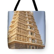 Sri Chamundeswari Temple Tote Bag