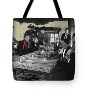 Stagecoach Cast Publicity Photo 1939  Tote Bag