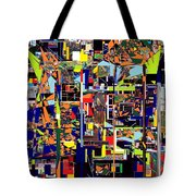 Wiping Out The Language Of Amalek 19 Tote Bag
