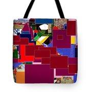 Start With Alef 5 Tote Bag by David Baruch Wolk
