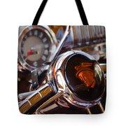 Steering Mercury Tote Bag