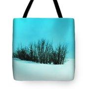 Still Of Cold  Tote Bag
