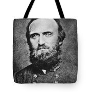 Stonewall Jackson Tote Bag by Anonymous