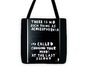 Street Art Statement Tote Bag