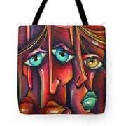 ' Stringers ' Tote Bag