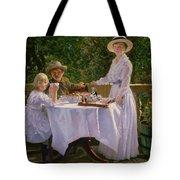 Summer Afternoon Tea Tote Bag