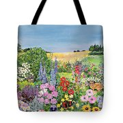 Summer From The Four Seasons Tote Bag