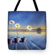 Summer Morning Magic Tote Bag