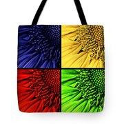 Sunflower Medley Tote Bag