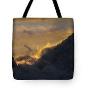 Sunset Peaks Tote Bag