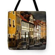 Sunshine In The Midst Of Storms Tote Bag