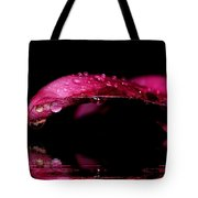 Tears Of Reflections Tote Bag