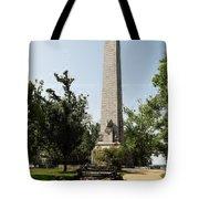 Tercentennial Jamestown Monument Tote Bag