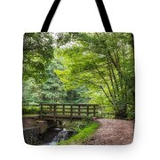 The Bridge Birches Valley Cannock Chase Tote Bag