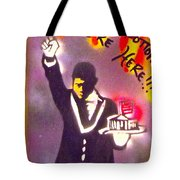 The Butler From The Bottom Tote Bag