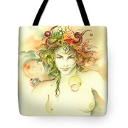 The Capricorn Tote Bag