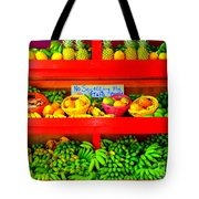 No Squeezing The Fruits Tote Bag