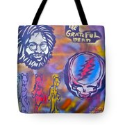 The Grateful Dead Tote Bag