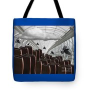 The Hall Of Giants Tote Bag