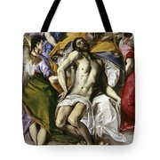 The Holy Trinity Tote Bag