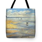 The Little Acrobat  Tote Bag by Timothy  Easton