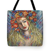 The Loving Angel Tote Bag